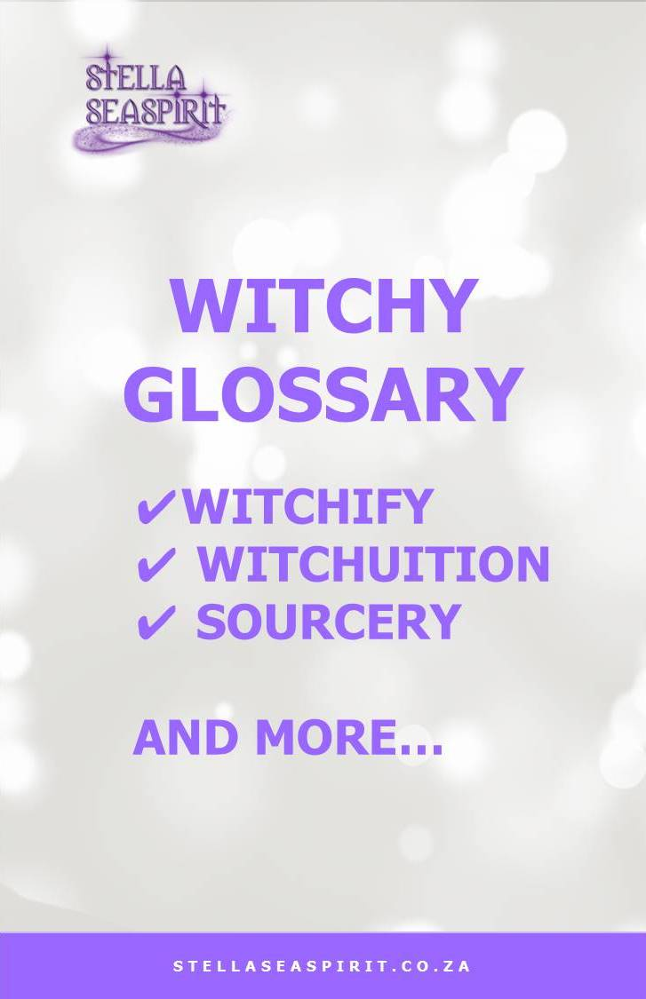 Witchy Glossary