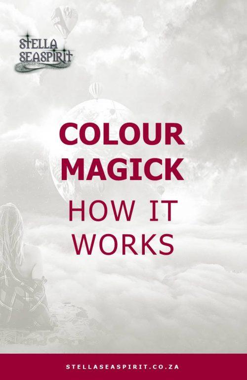 Color Magick | www.stellaseaspirit.co.za