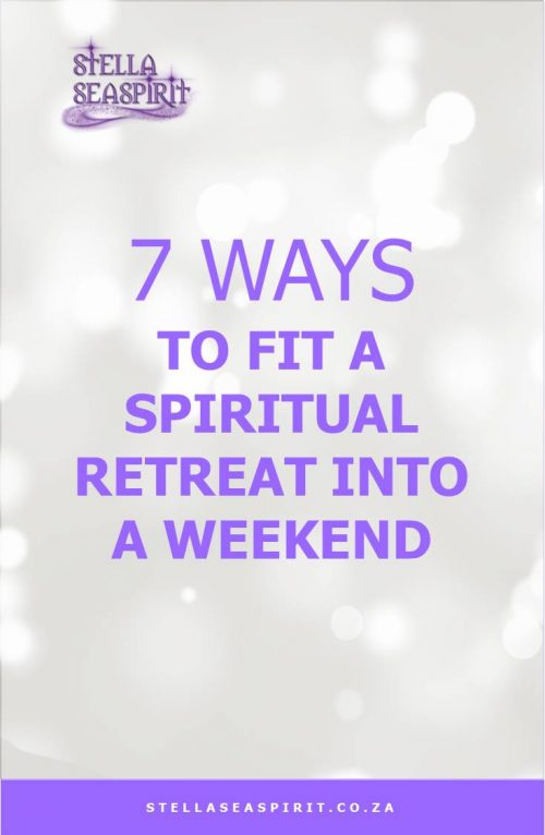 How to Create a Spiritual Retreat at Home   www.stellaseaspirit.co.za