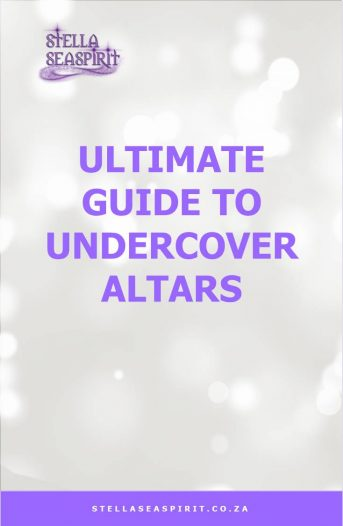 The Ultimate Guide to Undercover Altars