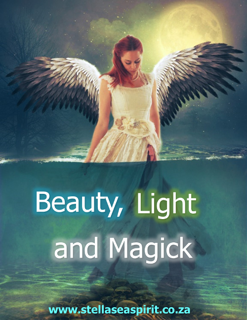 Beauty Light and Magick | www.stellaseaspirit.co.za
