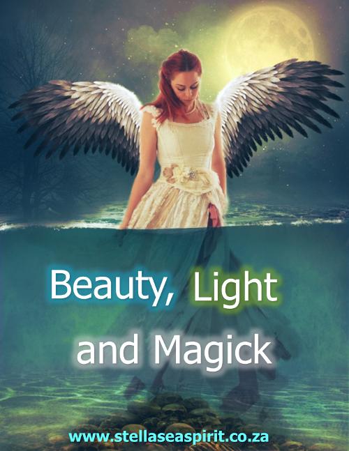 Beauty Light and Magick | www.stellaseaspirit.co.za