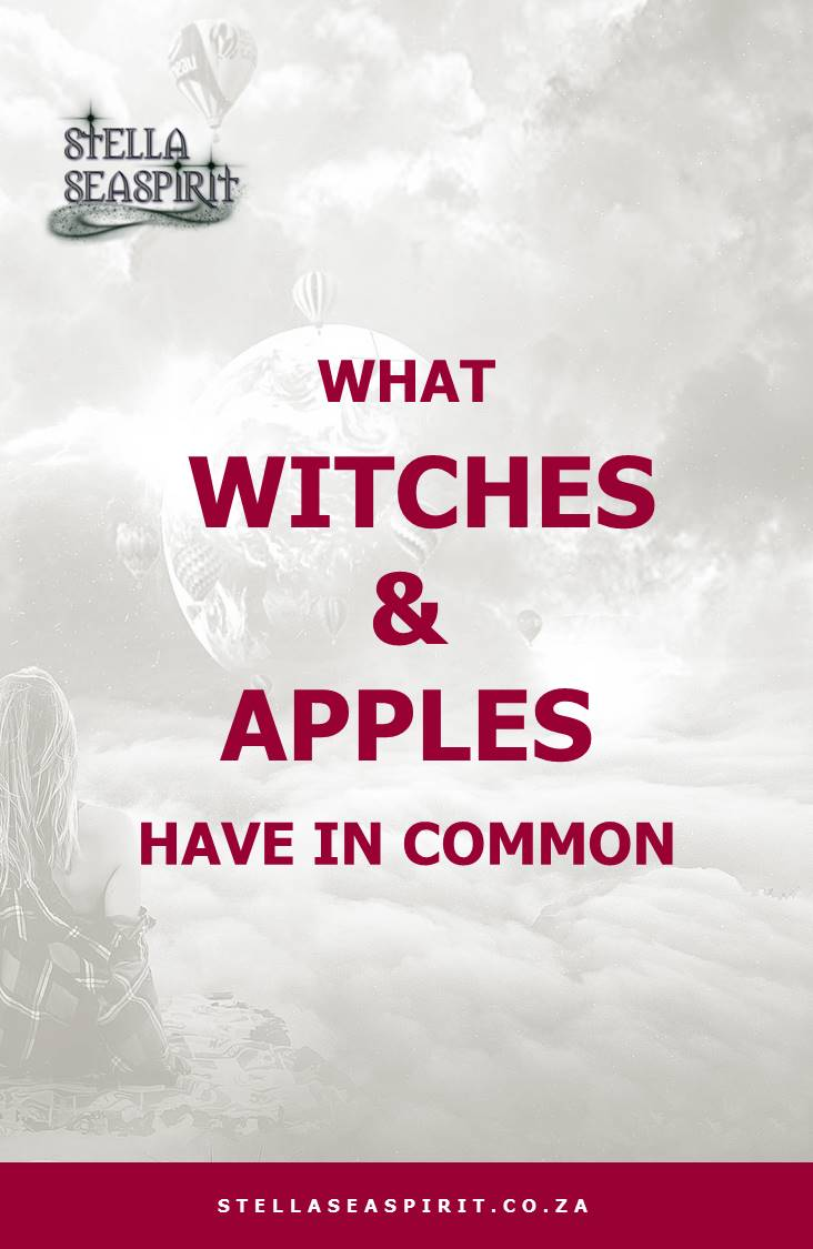 Witches and Apples… What we have in common