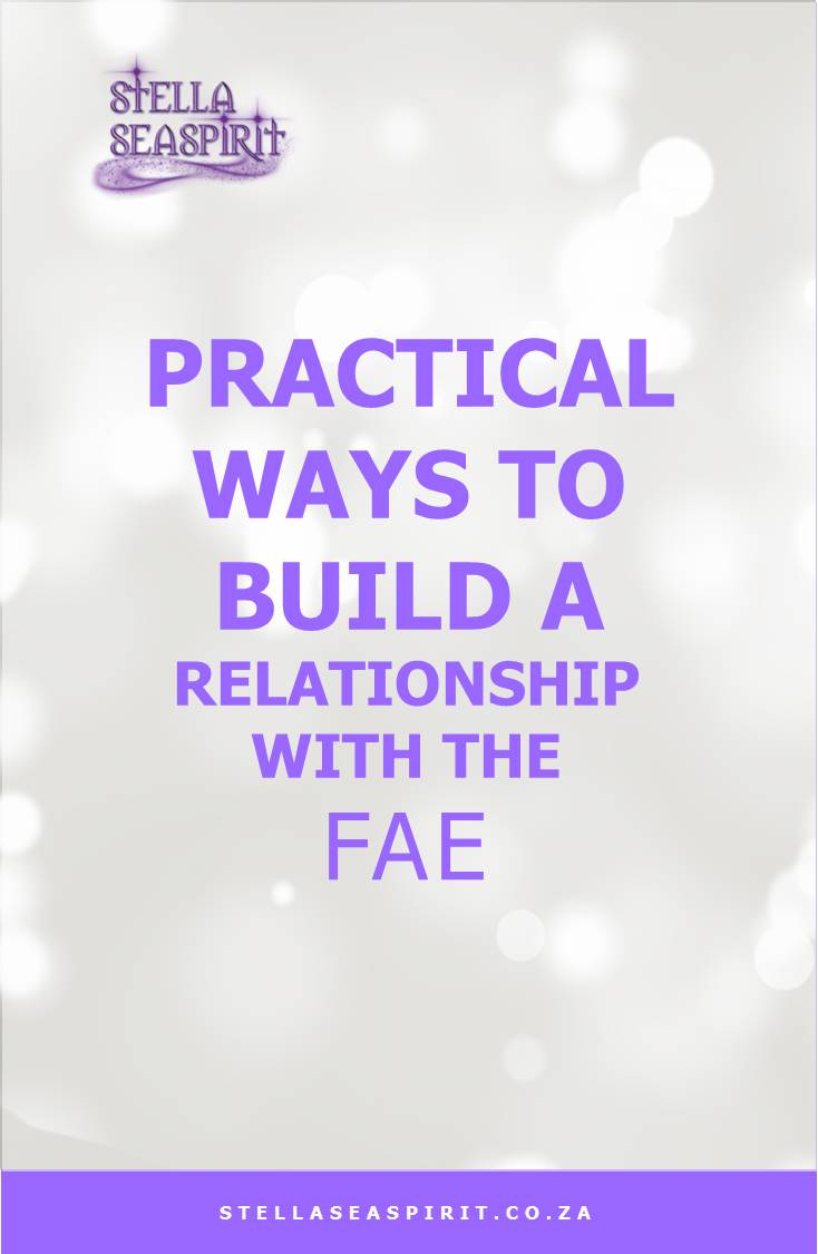 Practical Ways to Build a Relationship with the Fae