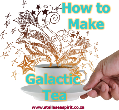How to Make Galactic Tea (Planetary Potion)