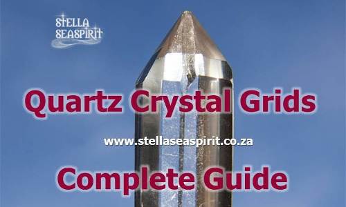 Quartz Crystal Grids ~ The Complete Guide