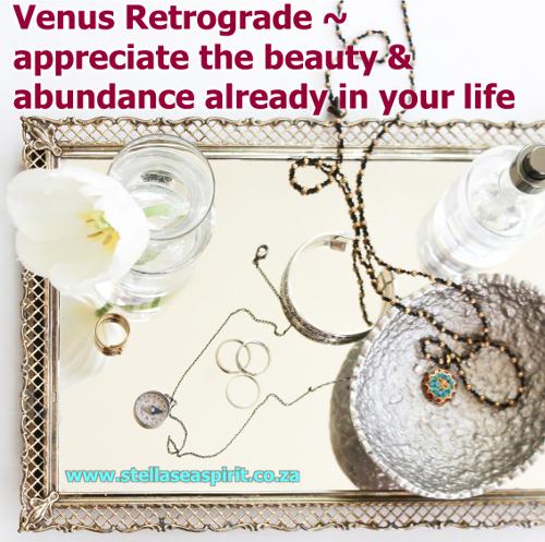 Venus Retrograde Magick | www.stellaseaspirit.co.za