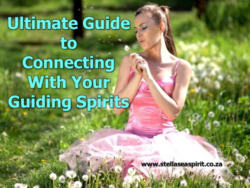 Ultimaye Guide to Connect to Your Guides Easily and Consistently | www.stellaseaspirit.co.za