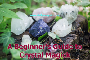 A Beginner's Guide to Crystal Magick