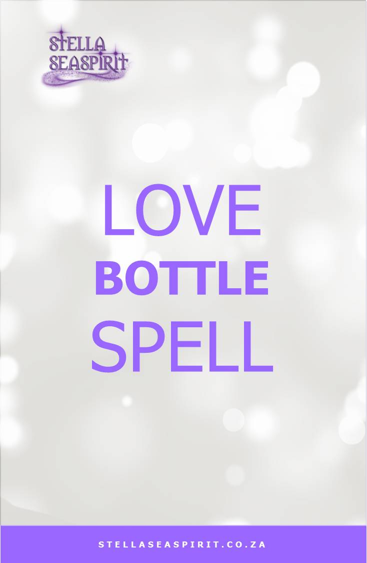 Love Bottle Spell