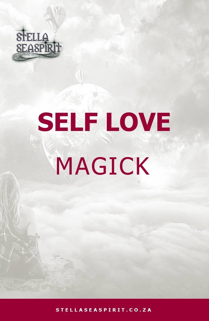 Self Love Magick   www.stellaseaspirit.co.za