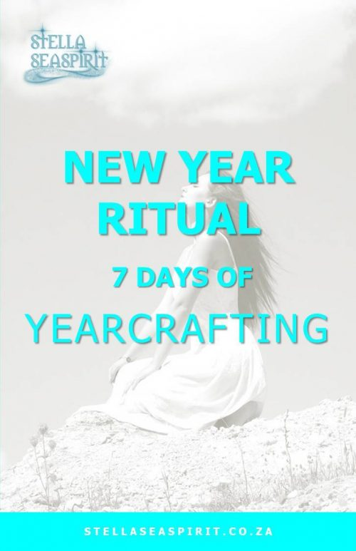 New Year Ritual   www.stellaseaspirit.co.za