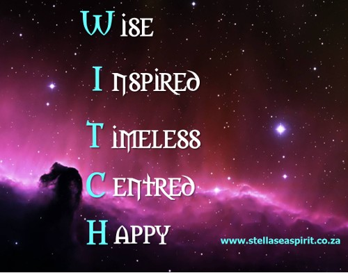 The Meaning of Witch | www.stellaseaspirit.co.za