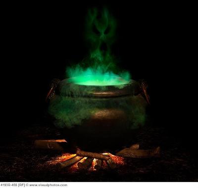 Cauldron of Answers | www.stellaseaspirit.co.za