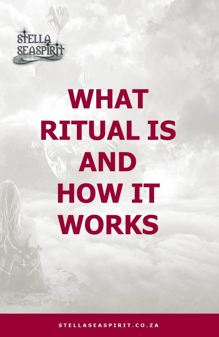 Ritual Magick and How it Works | www.stellaseaspirit.co.za