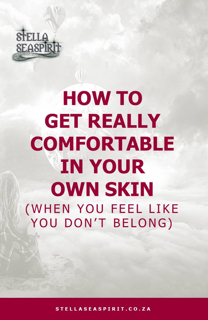 Feeling comfortable in your identity as a witch | www.stellaseaspirit.co.za