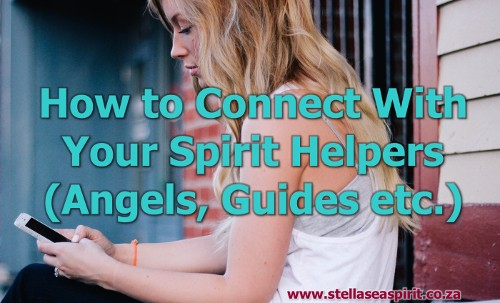 How to Connect With Spirit Guides | www.stellaseaspirit.co.za