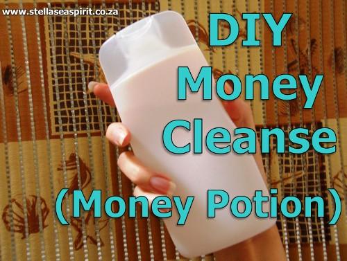 Money Potion | www.stellaseaspirit.co.za