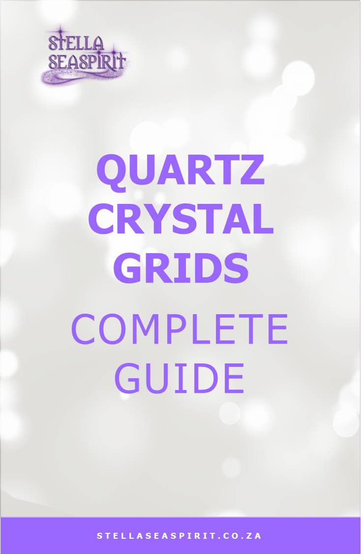 Crystal Grids Complete Guide   www.stellaseaspirit.co.za