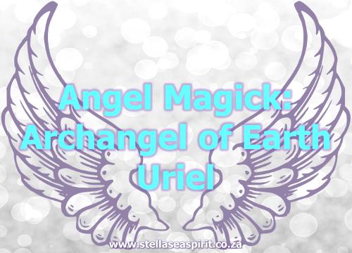 Archangel Uriel Magick | www.stellaseaspirit.co.za