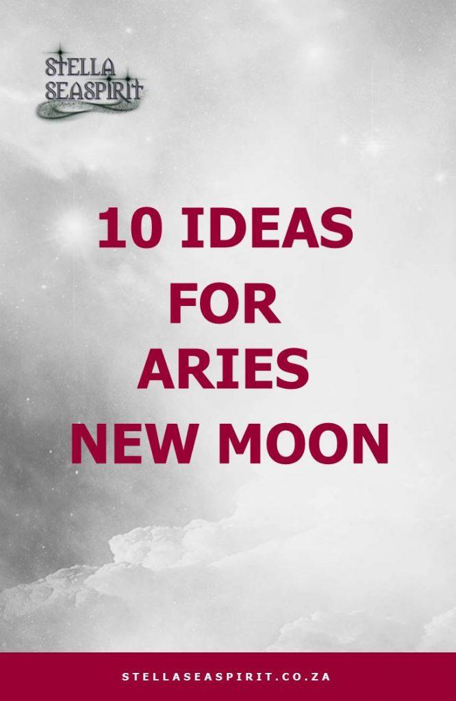 Aries Magick | www.stellaseaspirit.co.za
