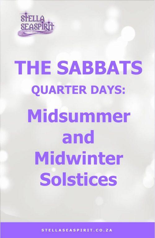 Sabbats Solstice Ritual | www.stellaseaspirit.co.za