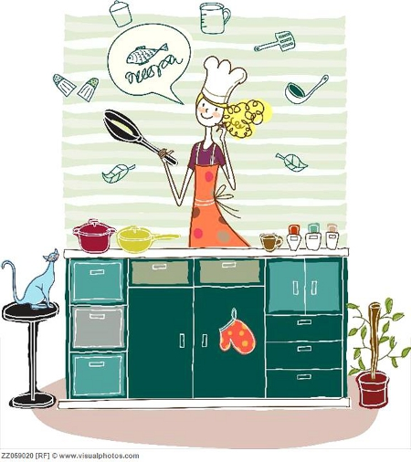 Kitchen Witch | www.stellaseaspirit.co.za