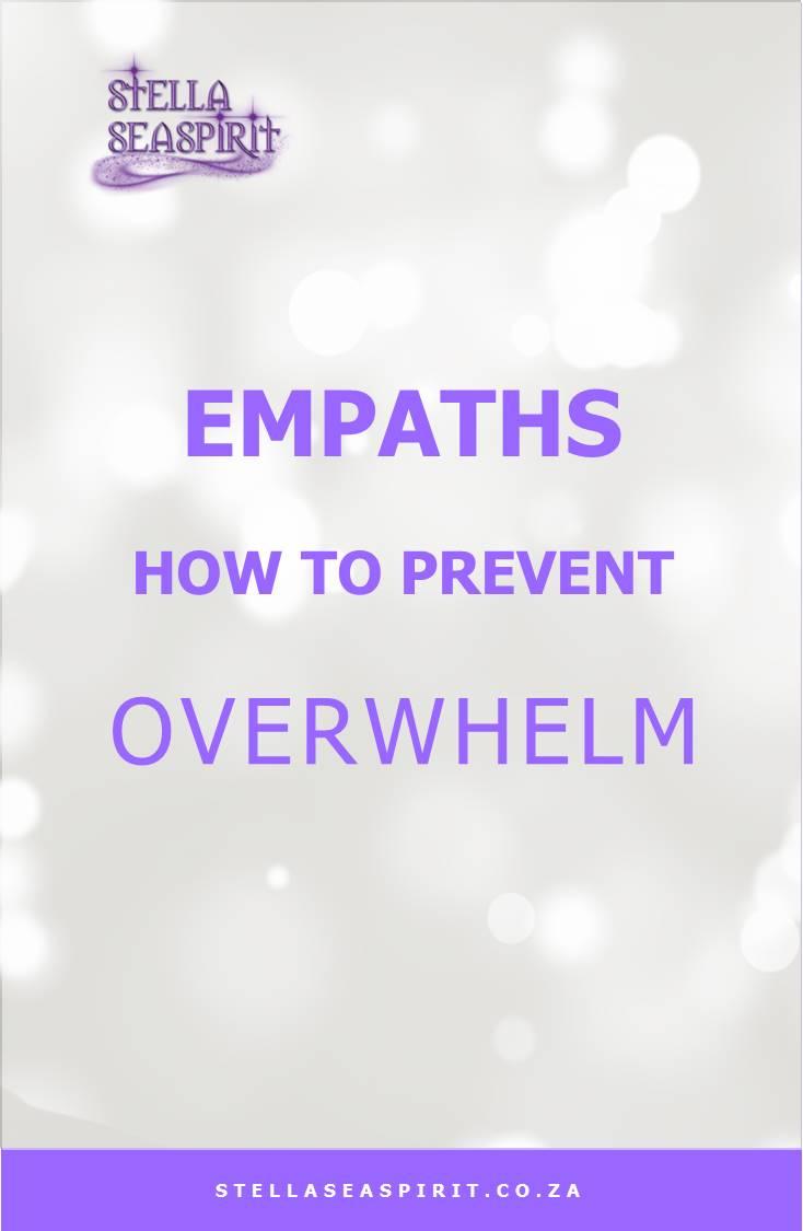 Empath Traits   www.stellaseaspirit.co.za