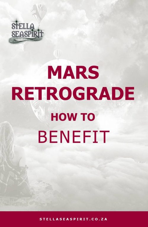 Mars Retrograde | www.stellaseaspirit.co.za